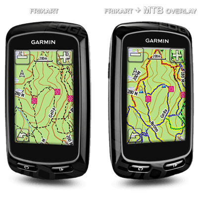 kart til garmin edge 810 MTBmap.no   MTB overlay map for Garmin kart til garmin edge 810